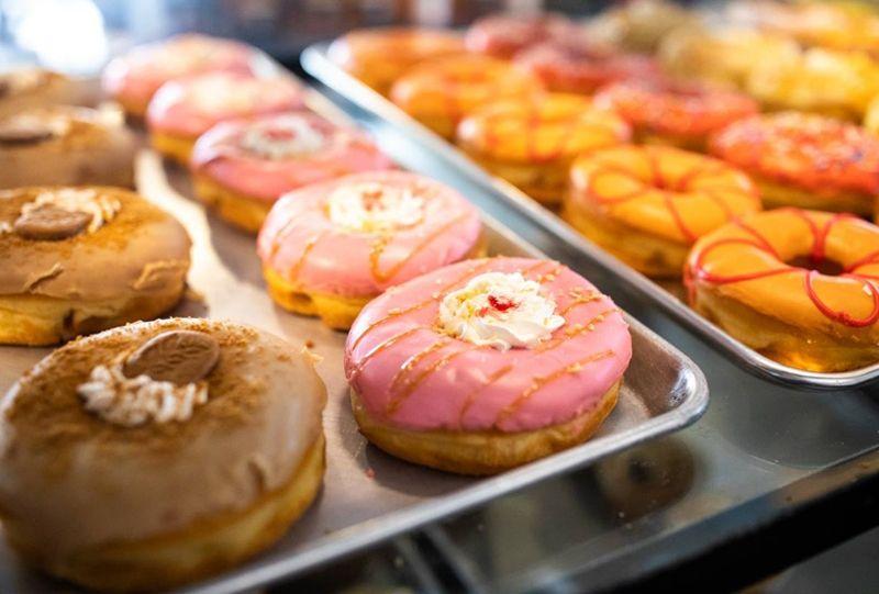 Rise N Grind Dozen Donut Pastries