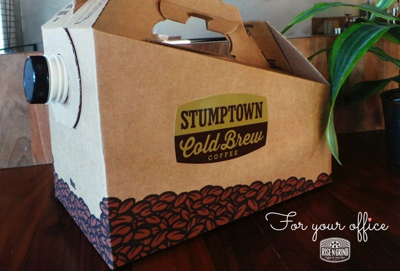 Stumptown Coffee Cold Brew To-Go