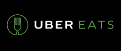 Delivery by Uber Eats